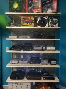 GameCube, Wii, Wii U, PS1, PS2, PS3, PS4, Xbox 360, Xbox One, Sega Genesis, Sega CD, Sega Saturn, Sega Dreamcast, Atari,